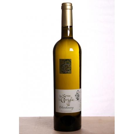 Carton de vin blanc Chardonnay Fût de Chêne cuvée 2015
