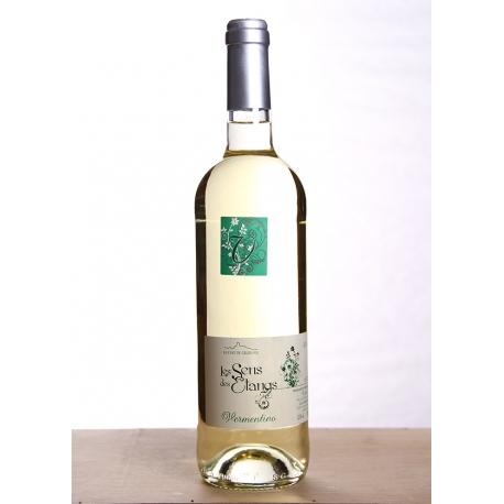 Carton de vin blanc Vermentino cuvée 2014